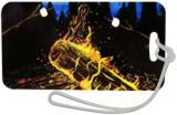 Camp Fire, Paintings, Fine Art, Nature, Acrylic, By adam santana