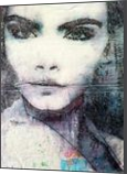 Cara (n.399), Paintings, Abstract, People,Portrait, Acrylic, By Alessio Mazzarulli