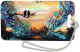Caribbean Getaway, Paintings, Fine Art, Nature, Acrylic, By adam santana