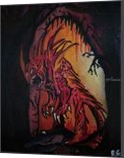 Cave Monster, Paintings, Street Art,Surrealism, Fantasy, Oil,Painting, By Robert Douglas Given