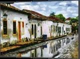 CFM10375, Digital Art / Computer Art, Expressionism, Architecture, Digital, By Celito Medeiros