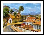 CFM12037, Digital Art / Computer Art, Expressionism, Architecture, Digital, By Celito Medeiros