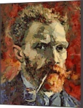 CFM7069, Digital Art / Computer Art, Expressionism, Portrait, Digital, By Celito Medeiros