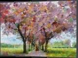 CFM9080, Digital Art / Computer Art, Expressionism, Landscape, Digital, By Celito Medeiros