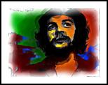 Che, Digital Art / Computer Art, Abstract, People, Digital, By Joshua Bindseil
