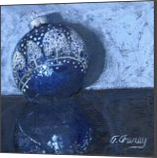 Christmas Deco 2, Paintings, Fine Art,Realism, Still Life, Canvas,Oil,Painting, By Tom Furey