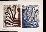 chtapodi, Illustration,Multipanel Art,Poster,Printmaking, Fauvism,Hallucinogens,Modernism,Orphism,Pop Art,Sensationalism,Shock,Surrealism,Symbolism, Animals,Composition,Conceptual,Decorative,Figurative,Grotesque,Nature,Seascape,The Unconscious,Wildlife, Ink,Mixed, By Gabriele Gerini