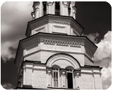Church in the name of St. Mitrofan, Architecture, Decorative Arts, Digital Art / Computer Art, Paper Art, Photography, Poster, Printmaking, Fine Art, Realism, Architecture, Cityscape, Documentary, Historical, Memorial, Religious, Window on the World, Photography: Metal Print, Photography: Photographic Print, Photography: Premium Print, Photography: Stretched Canvas Print, By Ira Silence