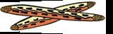 Clapstick-4, Decorative Arts,Digital Art / Computer Art,Drawings / Sketch,Functional Art, Fine Art,Performance Art, Dance,Performance Art,Religious,Spiritual, Digital,Pencil, By William (Bill) Gregory Ivinson