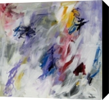 Cloud Tempest, Paintings, Abstract, Conceptual, Acrylic, By Sal Panasci