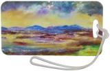 Cloudy Lanscape, Paintings, Impressionism, Landscape, Canvas, By Louis Pretorius