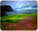 Colorado, Paintings, Impressionism, Landscape, Oil, By MD Meiser