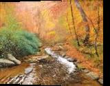 Colors of Autumn, Paintings, Fine Art,Realism, Landscape,Nature, Canvas,Oil, By Dejan Trajkovic