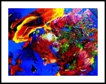 Colors of Da Sea, Paintings, Impressionism, Tropical, Mixed, By fred wilson