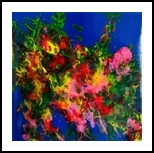 Colors of Da Sea 2, Paintings, Impressionism, Tropical, Mixed, By fred wilson