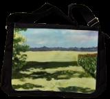 Cornfield, Paintings, Fine Art,Realism, Land Art, Canvas,Painting, By Pamela D Cauley