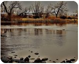 Country River 1d, Digital Art / Computer Art, Fine Art, Landscape, Photography: Photographic Print, By Jim Stewart