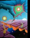 CRACK !, Paintings, Realism, Spiritual, Oil, By Steven Keys