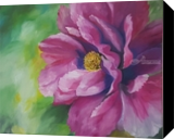 Creative Ecstasy, Paintings, Expressionism, Floral, Oil, By Asha Suresh