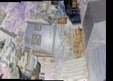 Crooked city, Digital Art / Computer Art, Hallucinogens, Cityscape, Digital, By Bernard Harold Curgenven