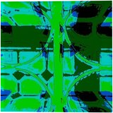 Cross inside, Digital Art / Computer Art,Paintings,Photography, Abstract, Composition, Digital, By Julie Hermoso