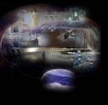 Crossed the ocean and seen the world, Digital Art / Computer Art, Hallucinogens,Romanticism, Fantasy,Figurative,Seascape, Digital, By Bernard Harold Curgenven