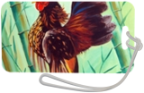 CROWN OF THE SERAMA CHICKEN, Decorative Arts, Fine Art, Animals, Canvas, By RAGUNATH VENKATRAMAN