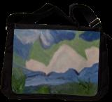 Cypress Landscape, Paintings, Impressionism, Landscape, Oil, By MD Meiser