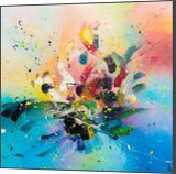 Dance of Spring, Paintings, Abstract, Composition,Fantasy,Figurative, Canvas,Oil, By Lyubov Kuptsova