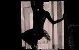 Dancer silhouette #1, Paintings, Fine Art,Modernism,Photorealism,Realism, Anatomy,Children,Figurative,People, Oil, By Ivan Pili