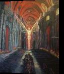 Dark Souls(acrylic on canvas), Paintings, Fine Art, Composition, Acrylic, By Victoria Trok