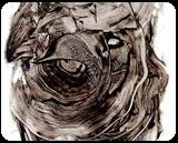 Dasteetassenes, Paintings,Printmaking, Abstract,Fine Art,Surrealism, Analytical art,Grotesque,Spiritual,Tropical, Painting, By Kim Sarah Weber