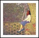 Day Dreamer, Digital Art / Computer Art,Illustration, Fine Art,Romanticism, Children,People,Portrait, Digital, By Sandy Richter