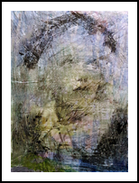 Donatella (n.397), Paintings, Abstract, People,Portrait, Acrylic, By Alessio Mazzarulli