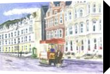 Douglas Promenade, IOM, Paintings, Realism, Land Art, Watercolor, By Michelle Katrina Archer