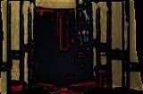 Down the passage, Digital Art / Computer Art, Hallucinogens, Art Brut, Digital, By Bernard Harold Curgenven