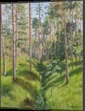 Dry Stream, Paintings, Fine Art,Realism, Landscape,Nature, Oil, By Dejan Trajkovic