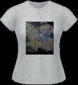 Eagle nebula, Paintings, Fine Art, Nature, Oil, By Claudia Luethi alias Abdelghafar