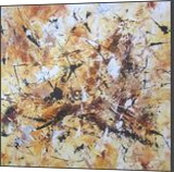 Early Winter Bucks County, Paintings, Abstract, Landscape, Acrylic, By joseph piccillo