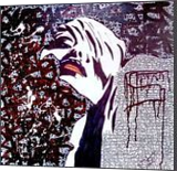 Emotion in graffiti, Paintings, Abstract,Pop Art,Street Art, People, Acrylic,Canvas, By Marco Stoz Stazzini