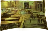 empty restaurant, Digital Art / Computer Art, Expressionism, Cityscape, Digital, By Bernard Harold Curgenven