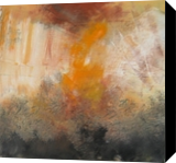 Evening Fog, Paintings, Abstract, Conceptual, Mixed, By Sal Panasci