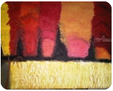 Fall, Paintings, Impressionism, Landscape, Oil, By MD Meiser