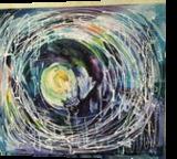 Family, Paintings, Abstract, Fantasy, Acrylic,Oil, By Alexandra Yurievna