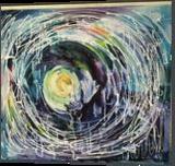 Family, Paintings, Abstract, Fantasy, Acrylic,Oil, By Alexandra Volkovich Yurievna