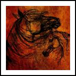 Farewell, Paintings, Fine Art, Animals, Canvas, By Bashir Abduljaber Ali Hajji