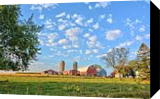 Farm in Butler County, Photography, Realism, Landscape, Photography: Metal Print, By Duane Klipping