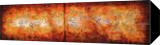 Fire lava A105 textured Abstract Painting vertical wall art Acrylic Original Contemporary Art for Lounge, Office or above sofa by artist Ksavera, Decorative Arts,Multipanel Art,Paintings, Abstract,Expressionism,Minimalism,Modernism, Decorative,Inspirational,Nature,Spiritual, Acrylic,Canvas,Painting, By Ksavera Art