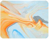 FIRE SPEAR, Paintings, Abstract, Conceptual, Canvas, By William Birdwell