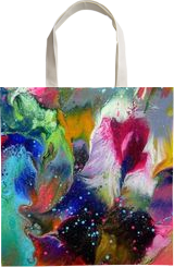 Floral emotions, Paintings, Abstract, Botanical,Composition,Floral,Nature, Acrylic,Canvas, By Irini Karpikioti